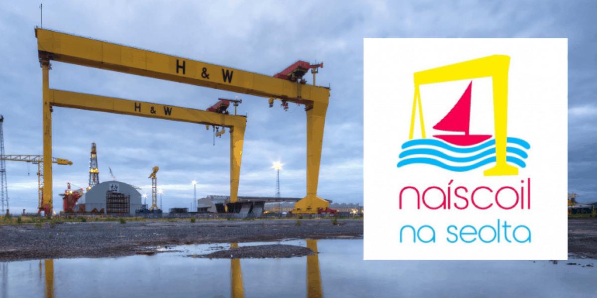 'Naíscoil na Seolta' –an chéad naíscoil Ghaeilge le bunú in Oirthear Bhéal Feirste