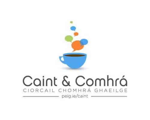 Caint & Comhrá - An Crann Taca
