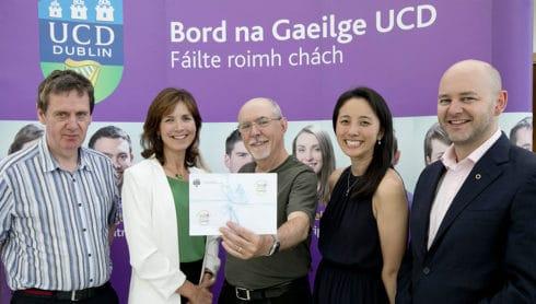 Tionól Gaeilge UCD