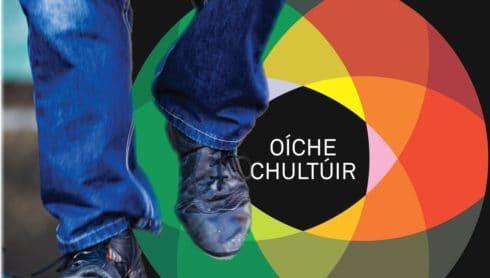 Oíche Chultúir - 20 Meán Fómhair 2019