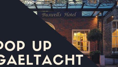 All Things Irish - Pop Up Gaeltacht
