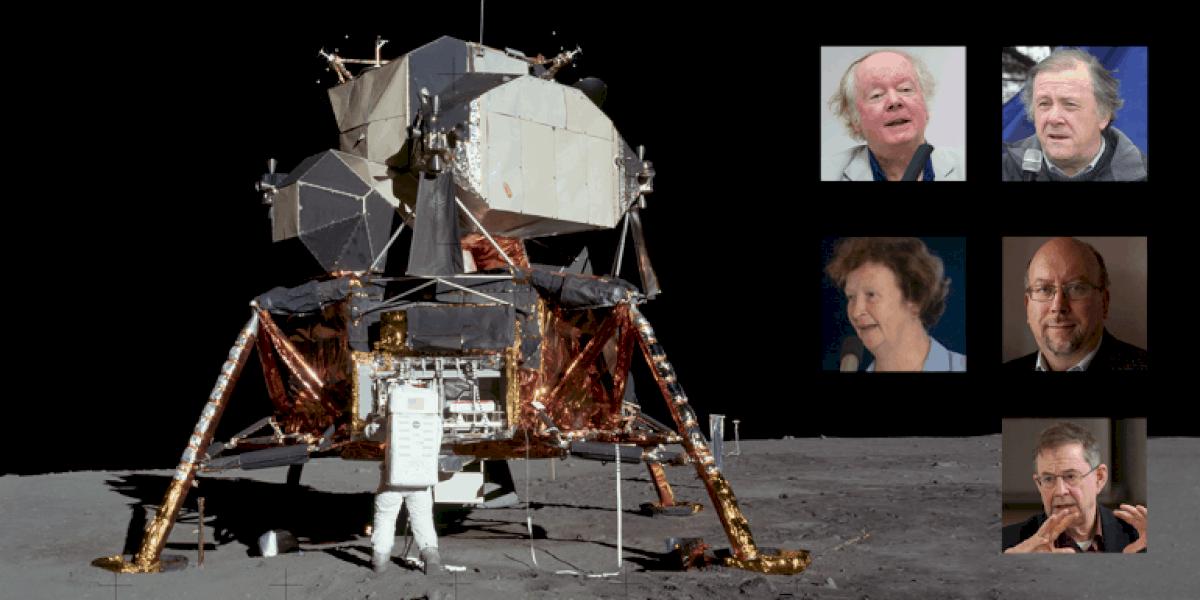 'Bhí cosc ar chláir teilifíse Bhéarla, ach rinneadh eisceacht i gcás Apollo 11' – cuimhní na nGael