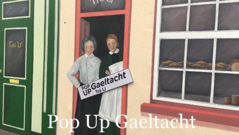 Pop Up Gaeltacht i dTigh Hennessy's - Trá Lí