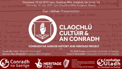 Claochlú Cultúir & an Conradh - Cur i láthair