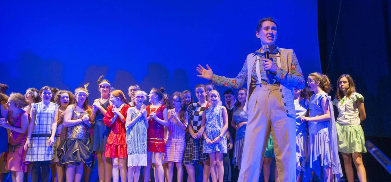 Three Musicals for Three Stages -  Stage School Ireland