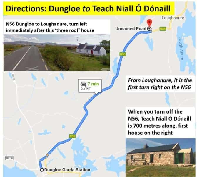 Turas Niall Ó Dónaill