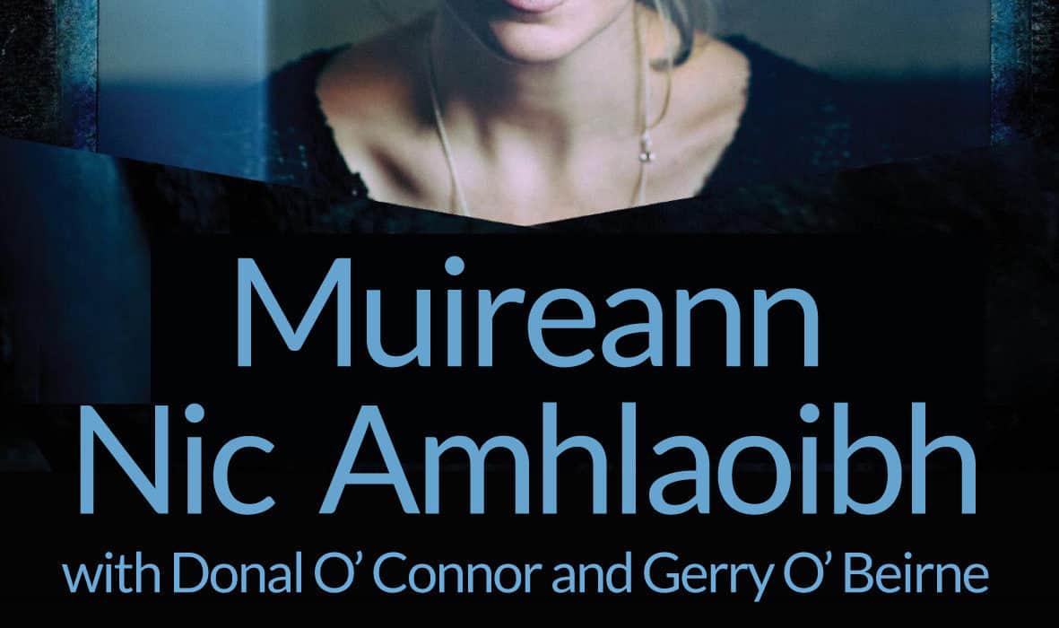 Ceolchoirm le Muireann Nic Amhlaoibh in Ionad Ealaíne na Sruthaile