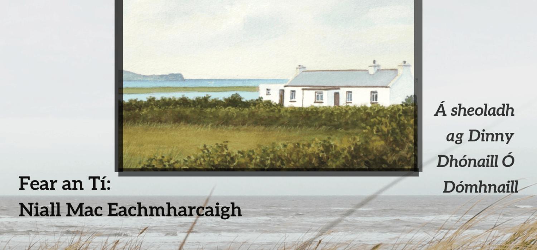 Seoladh na Bliana - 'Seanchas Sheáin Néill' -Brídanna Ní Bhaoill