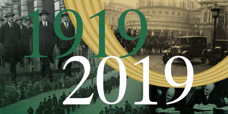 100 bliain na Dála: Dáil100: Turas i nGaeilge Timpeall ar Theach Laighean