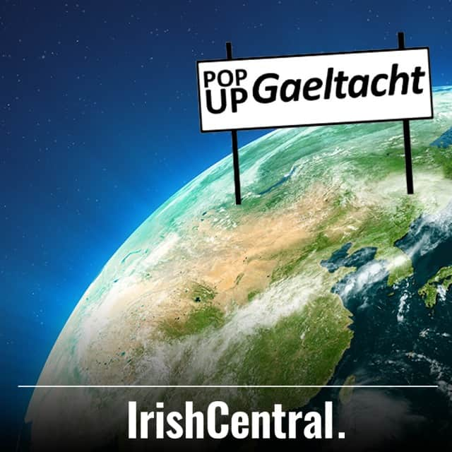 World's Largest Pop-Up Gaeltacht