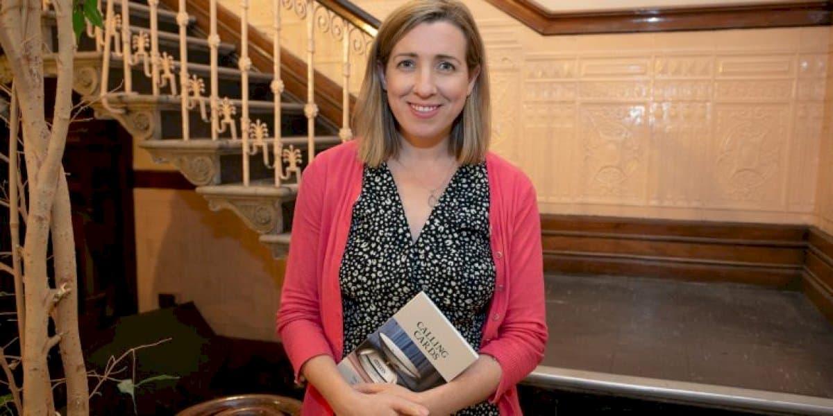 GradamFilíochta Mhichael Hartnett 2019 buaite ag Ailbhe Ní Ghearbhuigh