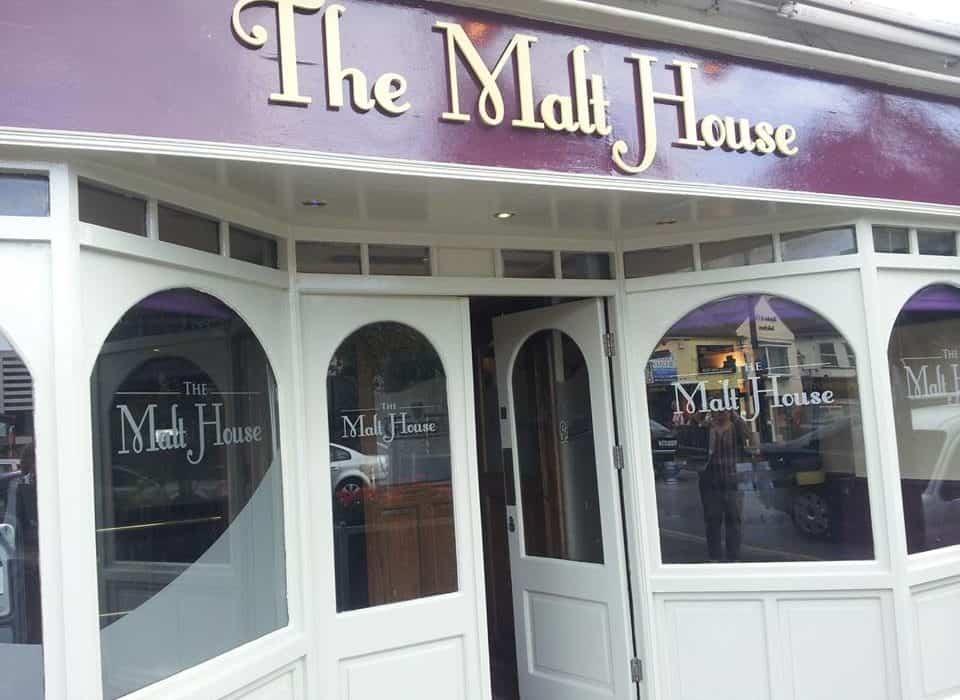 Pop-Up Gaeltacht, Baile Átha Luain