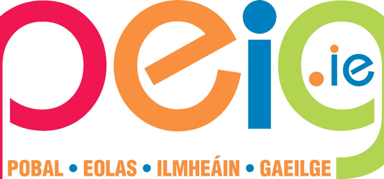PEIG.ie - Lárphointe Eolais na Gaeilge