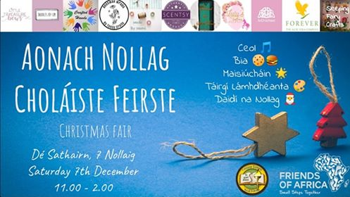 Aonach Nollag Gaelach
