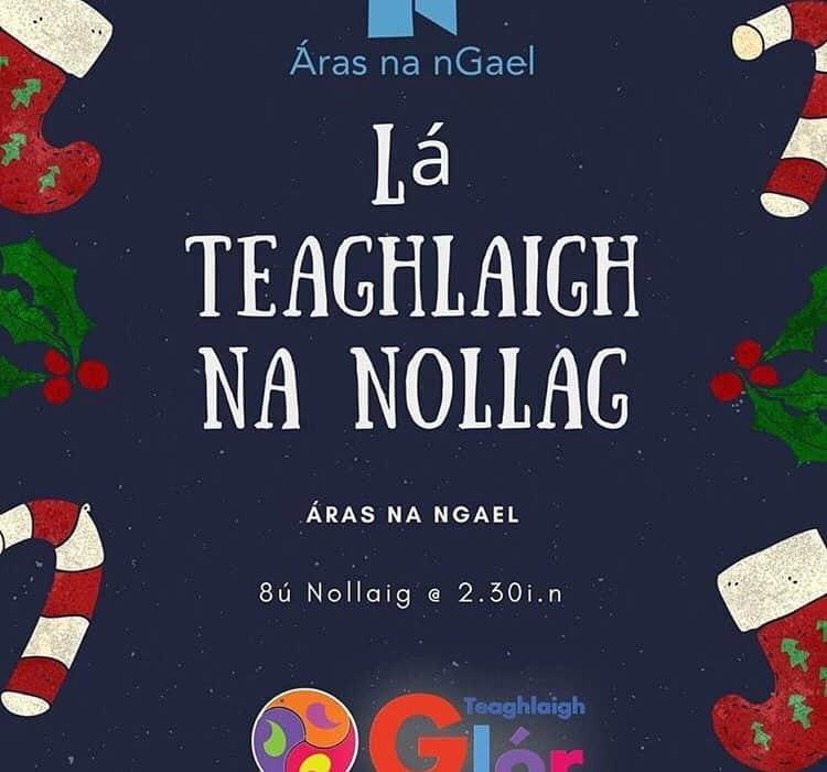 Lá Teaghlaigh na Nollag in Áras na nGael