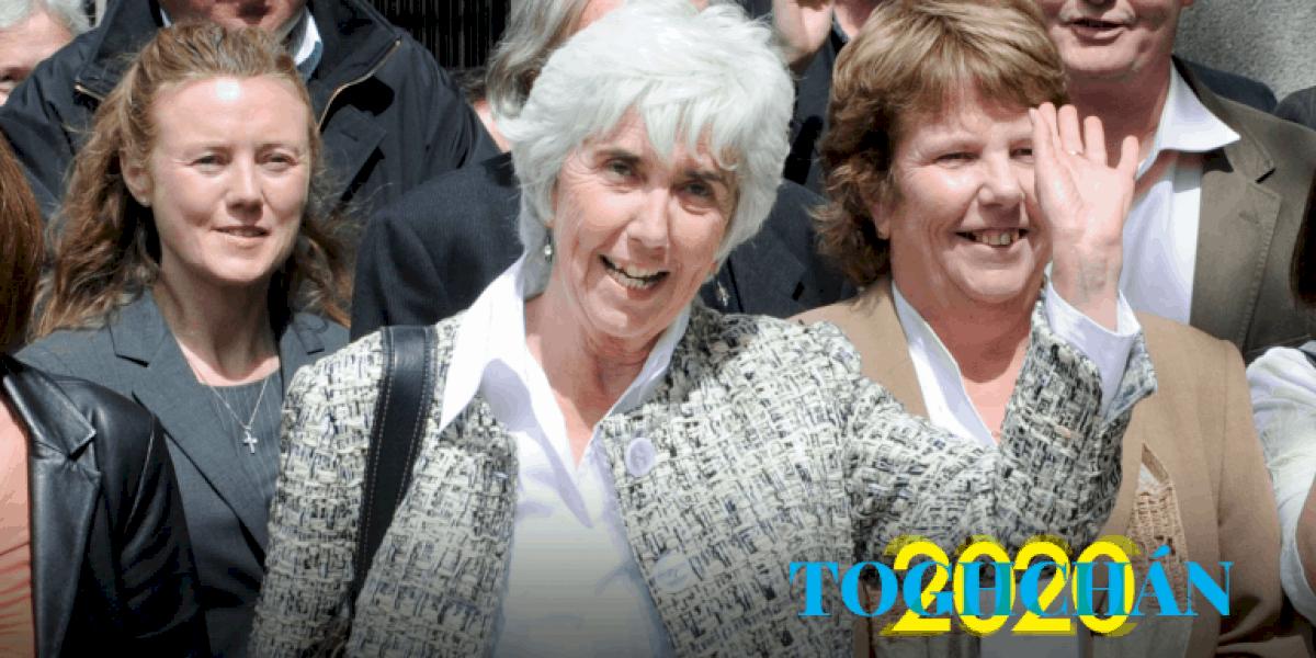 Duine eile de Ghaeilgeoirí an 32úDáil imithe agus Maureen O'Sullivan ag éirí as