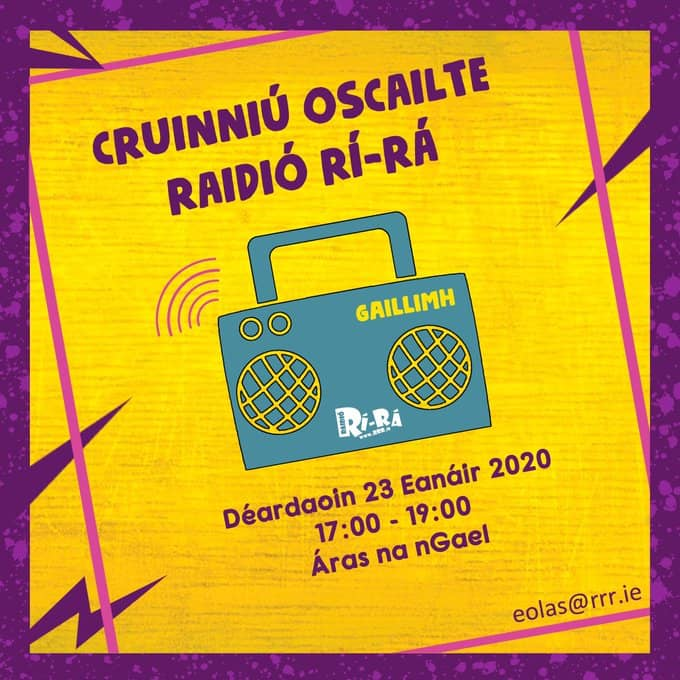 Cruinniú Oscailte Raidió Rí-Rá