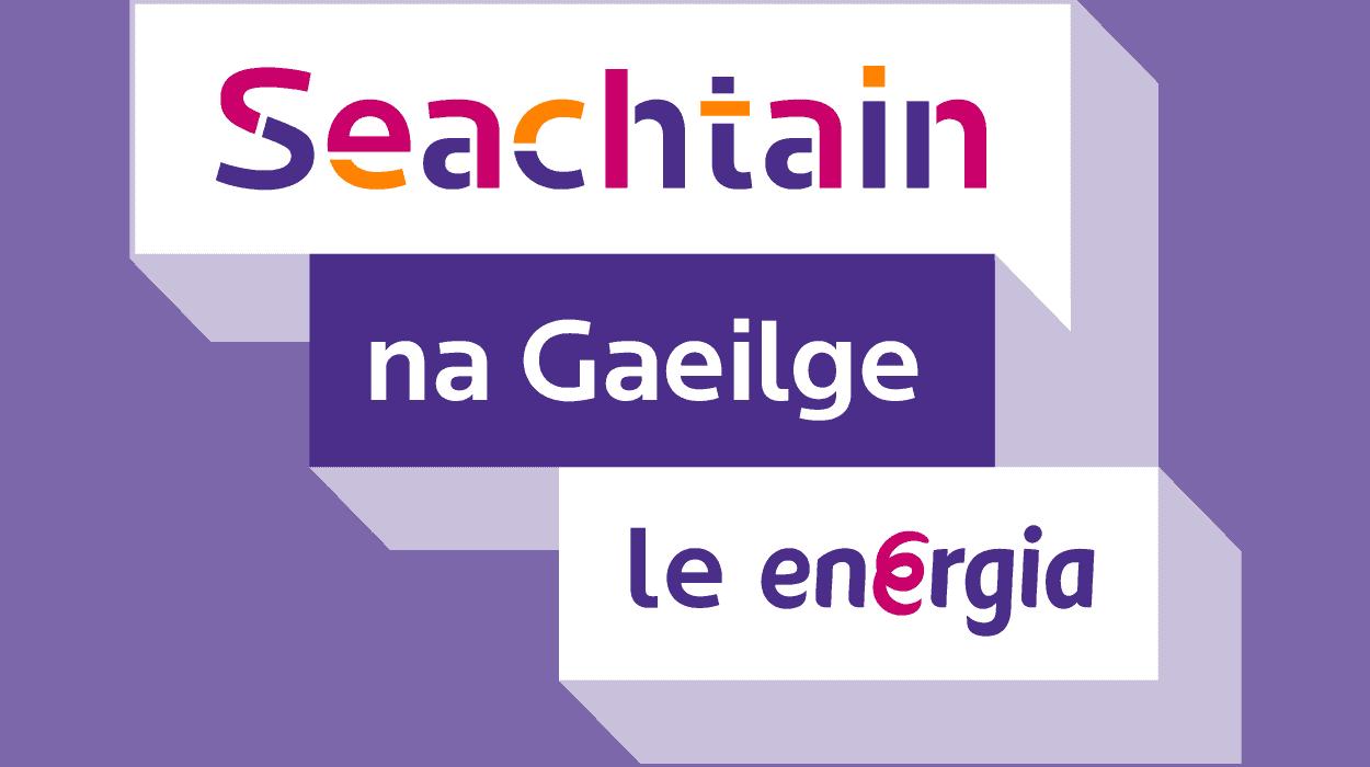 Lá Gailf as Gaeilge