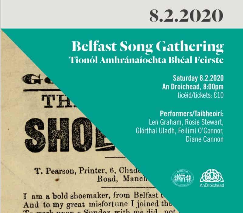 Ceolchoirm: Belfast Song Gathering Concert