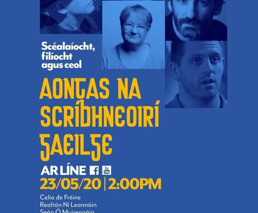 Aontas na Scríbhneoirí Gaeilge ar Líne