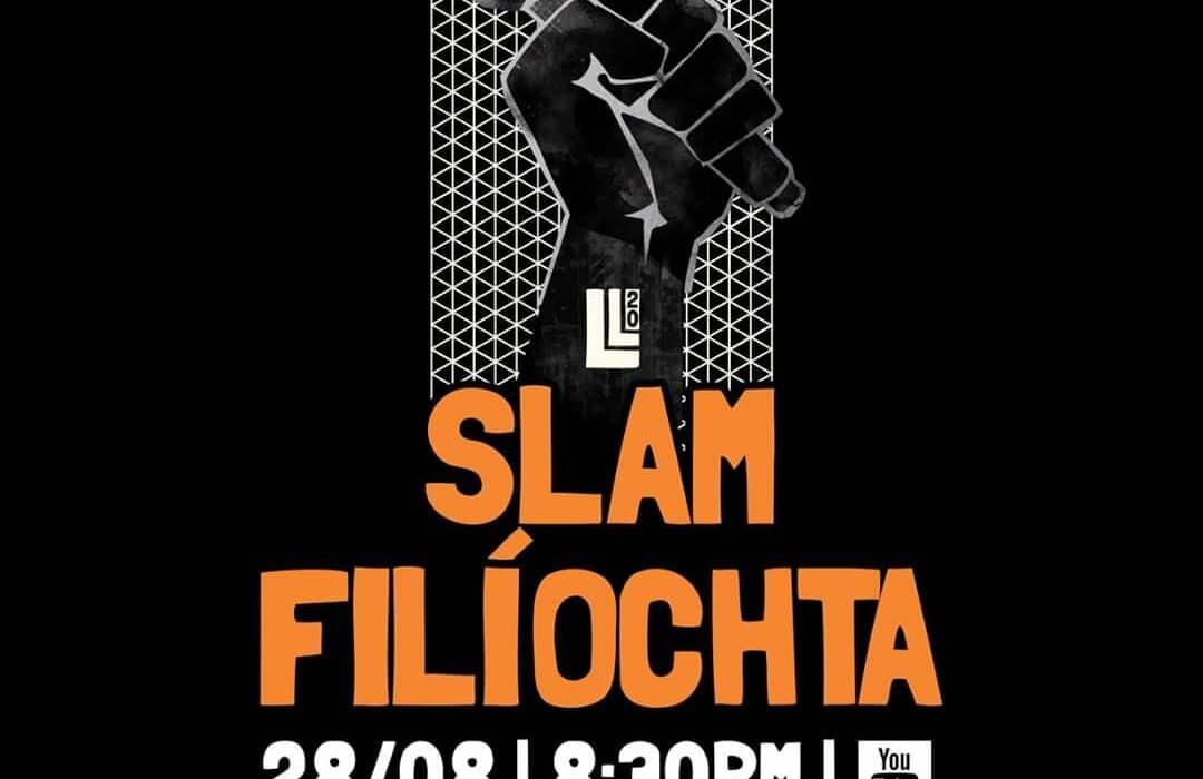 Slam Filíochta Liú Lúnasa 2020