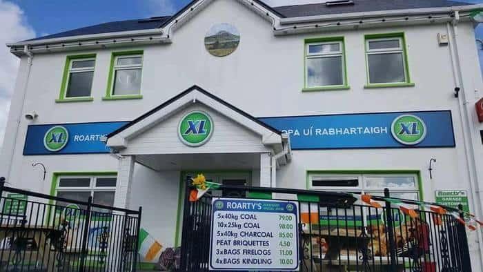 Siopa Uí Rabhartaigh