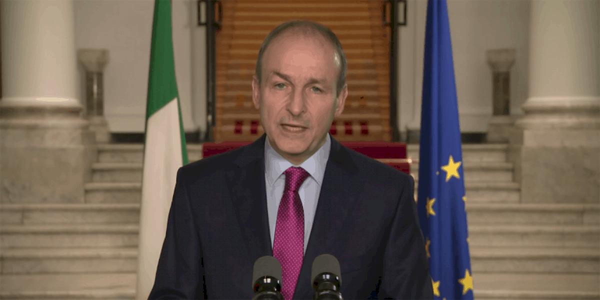 'Le spiorad na meithle, tiocfaimid slán' – plean athoscailte an stáit fógartha ag an Taoiseach