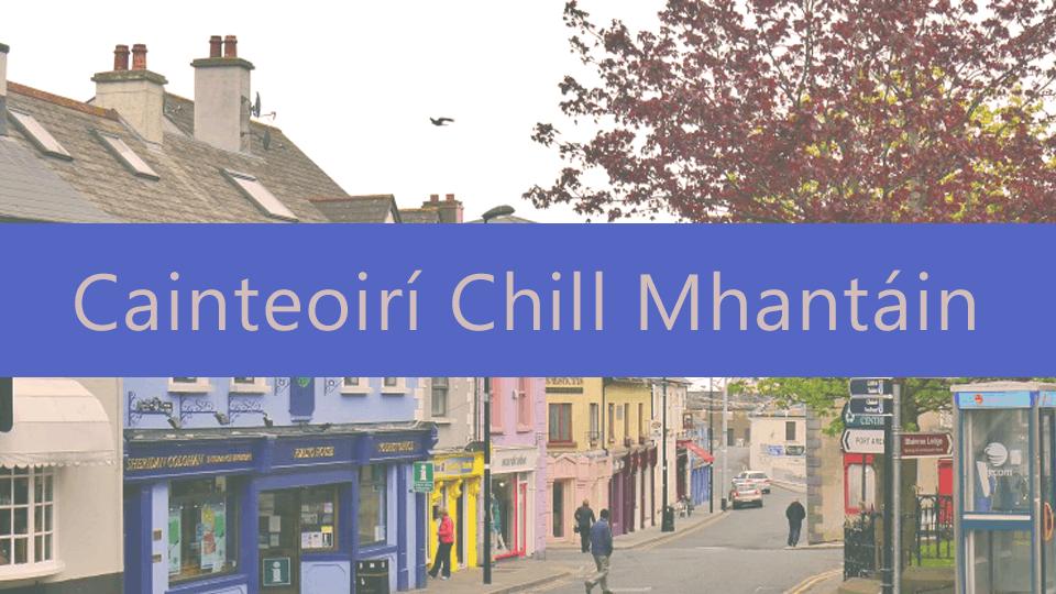 Cainteoirí Chill Mhantáin
