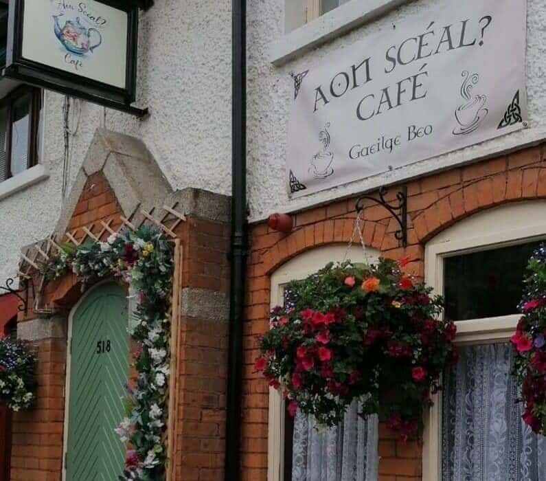 Café Aon Scéal