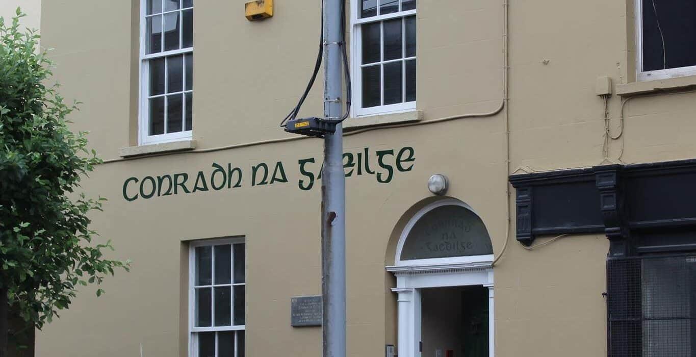 Áras Chonradh na Gaeilge, Dún Dealgan