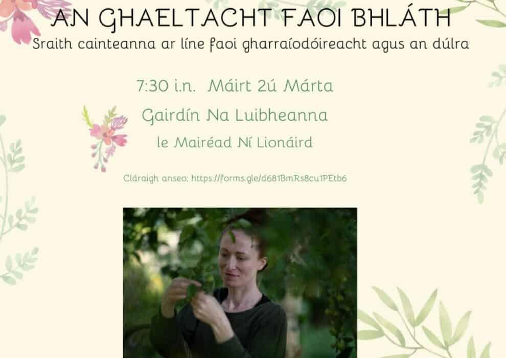 An Ghaeltacht Faoi Bhláth