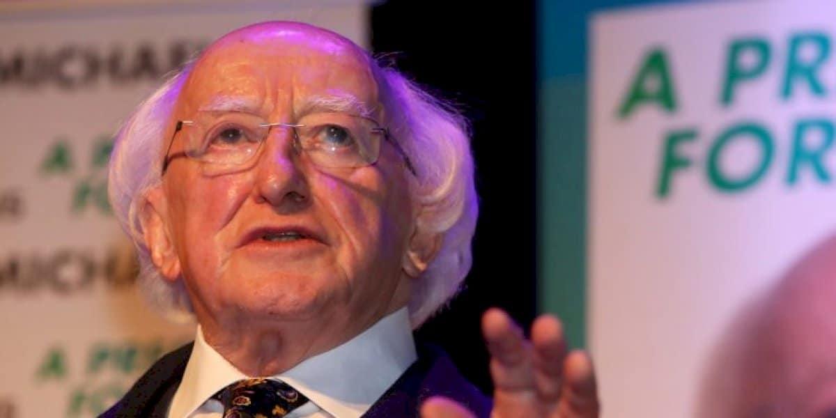 'Mhúnlaigh an t-impiriúlachas meon daoine i leith na Gaeilge, déanaimis ceangal arís léi' – Uachtarán na hÉireann