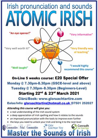 Atomic Irish