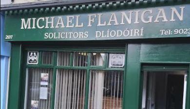 Micheál Ó Flannagáin Dlíodóirí