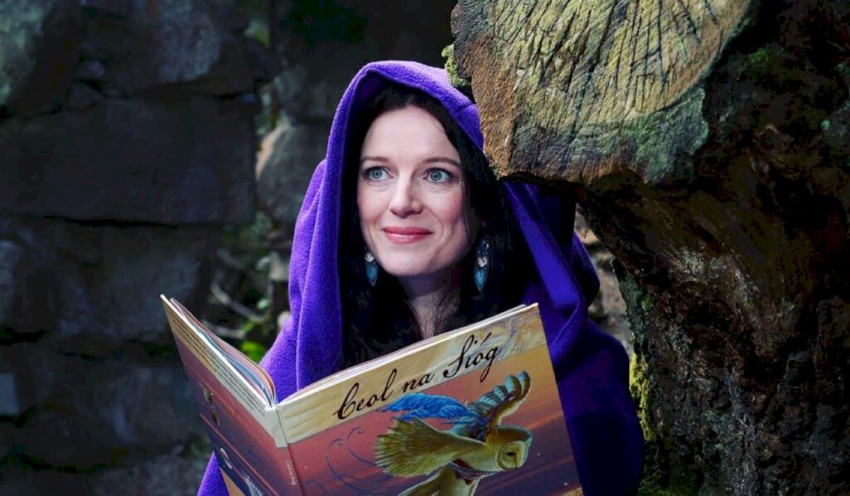 FÍSEÁN: 'Ceol na Sióg' foilsithe ag Gráinne Holland