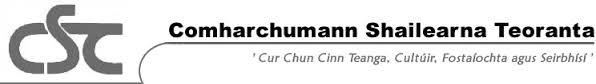 Comharchumann Shailearna Teo.